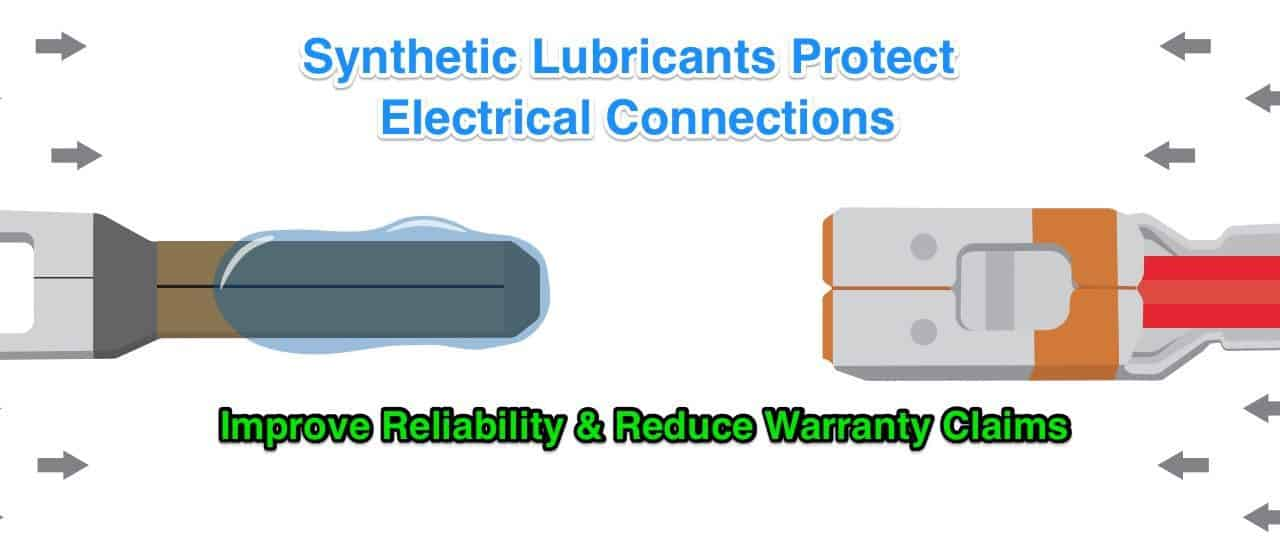 How electrical connector lubricants work