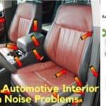Eliminating automotive interior trim noise problems-Antifriction Coatings introduction